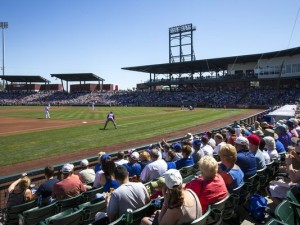 Chicago Cubs Spring Training Stadium